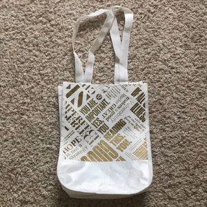 New Lululemon Small reusable Bag